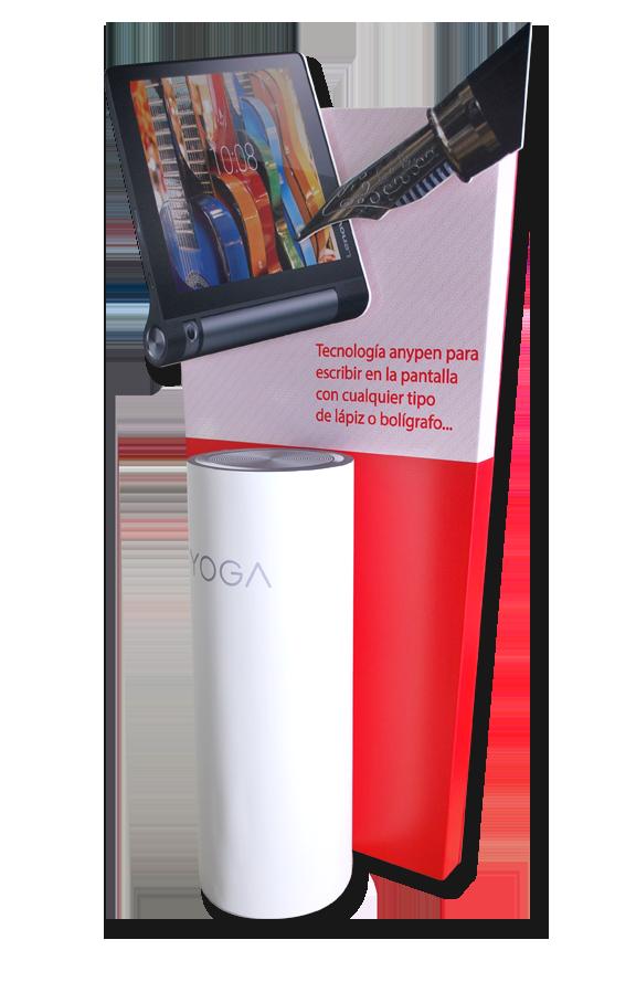 Lanzamiento Tablet YOGA Lenovo
