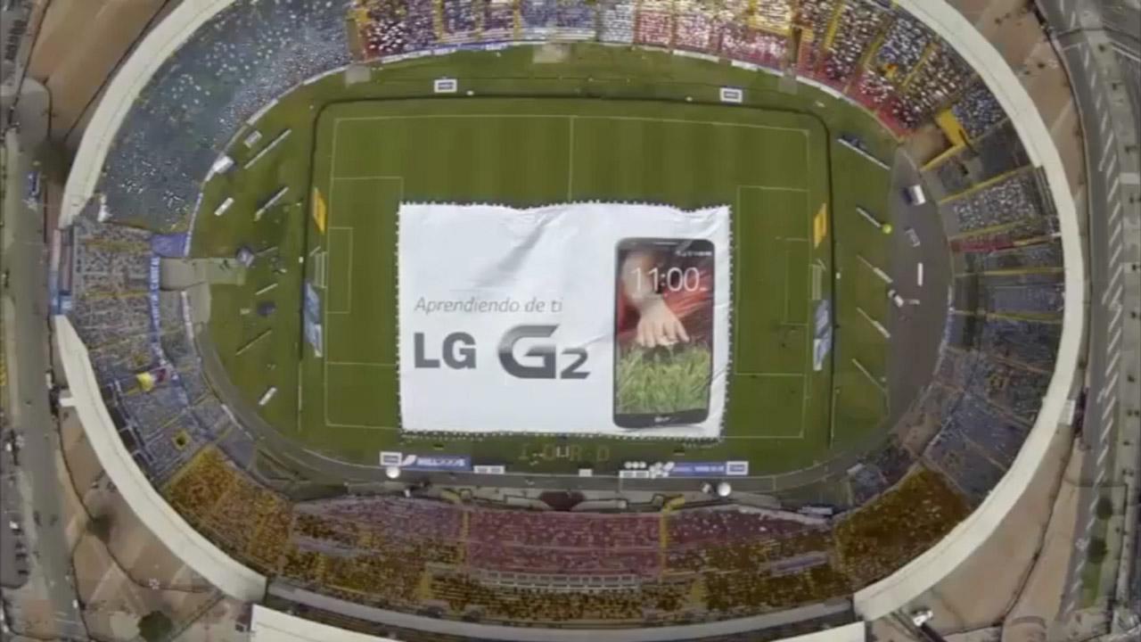 Lanzamiento Celular LG G2 - Pranapublicist
